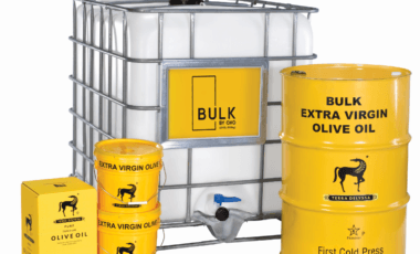 Bulk by CHO Olive Oil Containers