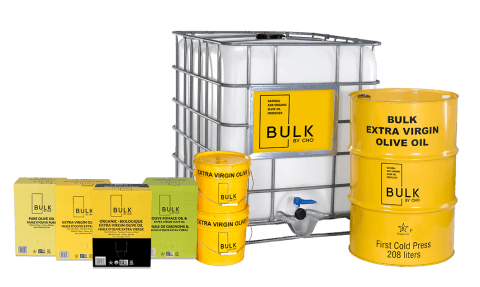 Bulk by CHO products